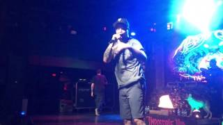 Aesop Rock - Kirby (The Impossible Kid Tour 2016)