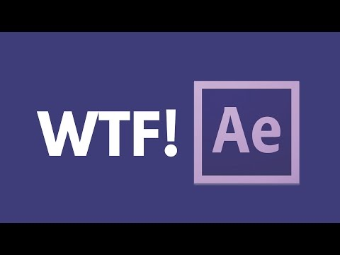 Objects Move Between Keyframes in After Effects