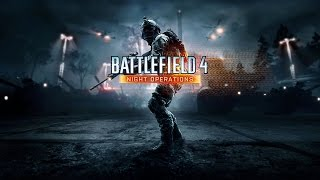 Трейлер дополнения Battlefield 4: Night Operations