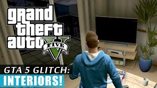 GTAOnline GLITCH! Enter TORTURE CHAMBER, LAB AND FLOYD'S HERBERT!