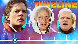 The Complete Back to the Future Timeline | Cinematica