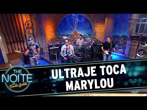 The Noite (14/10/16) - Ultraje toca Marylou