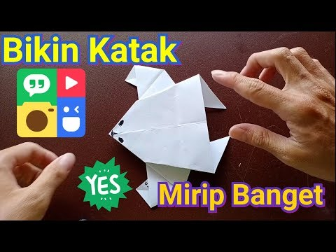 menurut-kamu-ini-katak-atau-kodok???-seni-kertas-putih-origami-indonesia