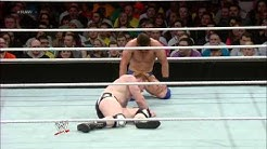 Sheamus vs. The Miz: Raw, Nov. 5, 2012