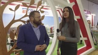 Интервью Главстрой Девелопмент  - 36 выставка недвижимости ''Недвижимость от лидеров''