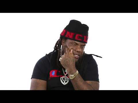 Fat Trel Details His 16 Face Tattoos, Addiction, Plans To Cover Up Ex GF Name Since She Snitched