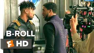 Black Panther B-Roll #1 (2018)   Movieclips Coming Soon thumbnail