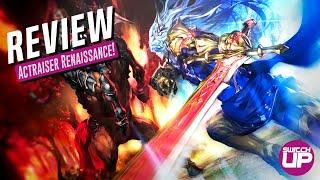 Actraiser Renaissance Nintendo Switch Review