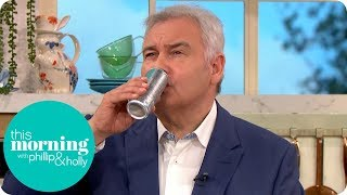 Eamonn Gets Told Off for Chugging Cocktail | This Morning