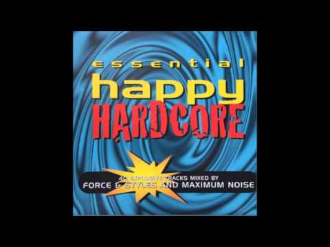 essential happy hardcore