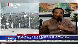 Download Video Mahfud MD: Gerakan Massa Bukan Mewakili Kekuatan Politik & Tidak Membela Umat - Breaking iNews 22/05 MP3 3GP MP4
