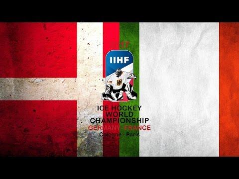 Denmark - Italy | Highlights | 2017 IIHF World Championship