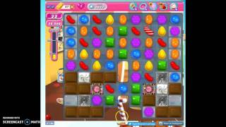 Candy Crush Level 1577 help w/audio tips, hints, tricks