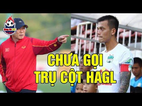 🔴 NÓNG: Sau Vòng 12 V-League HLV Park Hang-seo Chưa Có Ý Định Gọi Bổ Sung Trụ Cột HAGL Lên ĐTVN