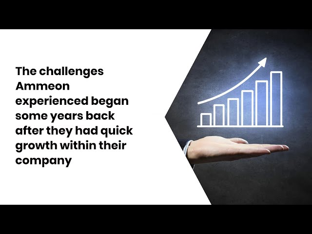 What Ammeon say about their ManageEngine IT solutions