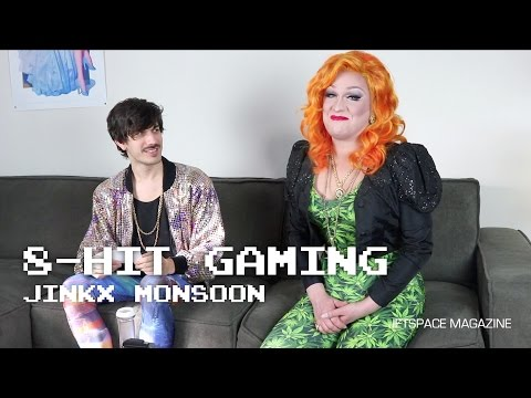 8-Hit Gaming: Jinkx Monsoon and Overwatch