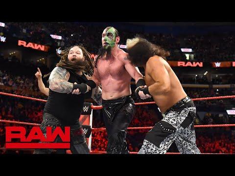 """""""Woken"""" Matt Hardy & Bray Wyatt vs. The Ascension: Raw, April 23, 2018"""