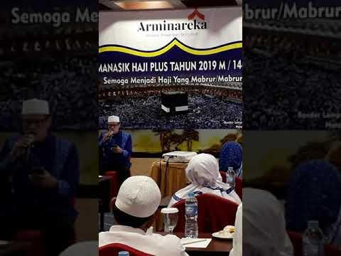Haji Plus PT Arminareka Perdana, Layanan Memuaskan.