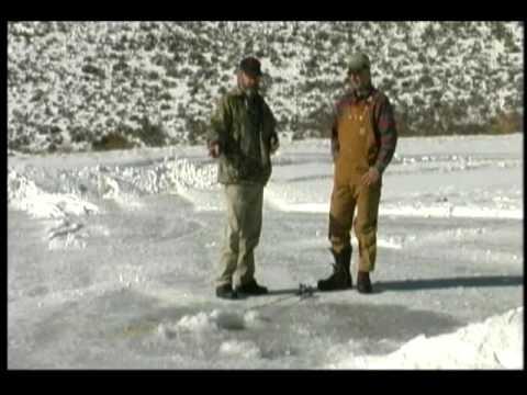 The Art of Colorado Ice Fishing