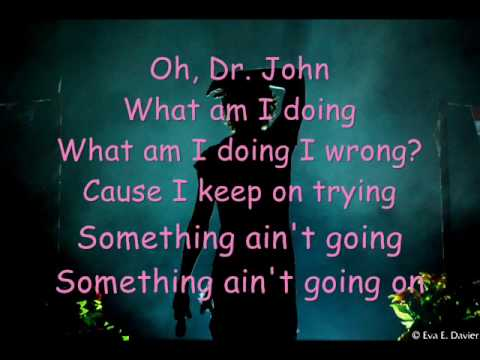 MIKA - Dr. John (Lyrics On Screen)