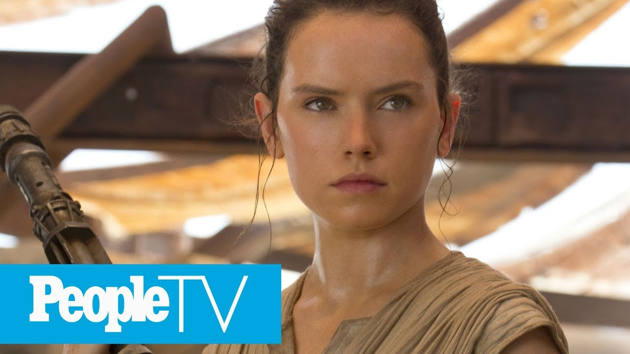 Daisy Ridley On Rey's Challenges In 'Star Wars: The Last Jedi'   PeopleTV   Entertainment Weekly