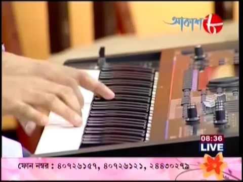 A Tribute To Jagjit Singh | Shom Live! On Good Morning Aakash | Kiska Chehra | Ghazal | 2014 ...
