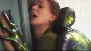 Humanoid Mimicking Lena Scene | Natalie Portman | Annihilation Movie Clip |