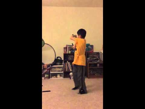 Advanced Chinese YoYo trick #6 - Vertex Hula Hoop