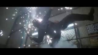 Драка в гараже (фильм Драйв)