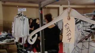 T4: Jameela at New York Fashion Week- part 1