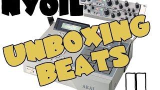 Beat Unboxing w/ NYOIL f. AMP
