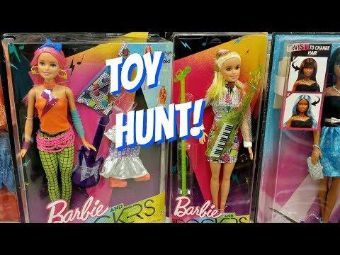 Barbie Doll Toys! , Barbie Rockers, Birthday wishes , Christmas Chelsea Dolls 2017