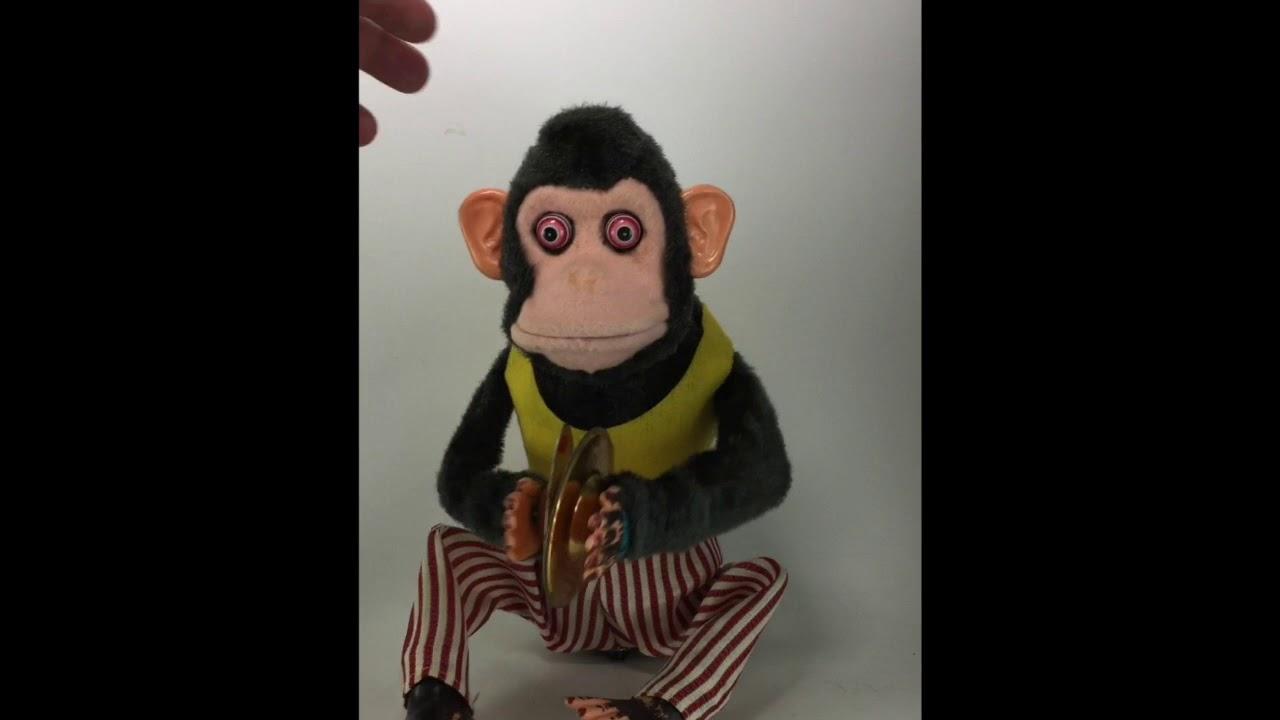 トイストーリー3 シンバルモンキー 見張り猿 チンパンジー Toy Story 3 CYMBAL MONKEY
