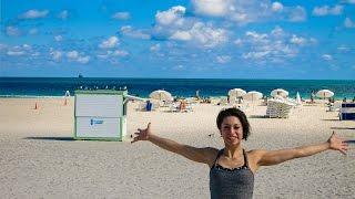 MIAMI BEACH VACATION!