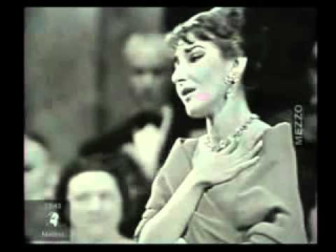 Maria Calla - Casta Diva - (English Subtitle)