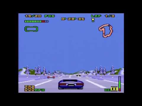 Top Gear 3000 Playthrough (Actual SNES Capture) - Part 2