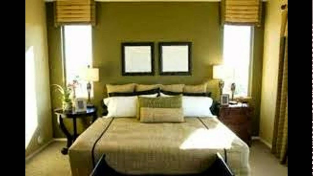 BEDROOM COLOR AND DESIGN IDEAS - YouTube