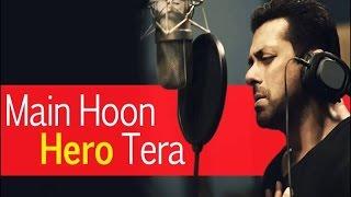 Main Hoon Hero Tera Song | Full Song | Salman Khan | Hero 2015