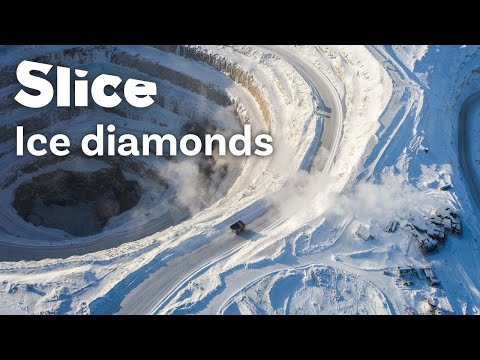 Mining Diamonds in Icy Landscapes, Northern Canada | SLICE