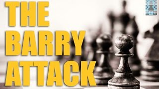 The Barry Attack: Taming d-Pawn Sidelines!