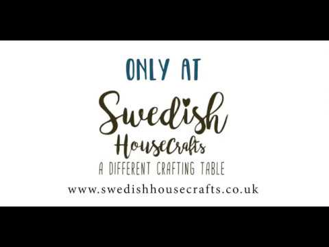 Swedish House Crafts - Personal Gift Card
