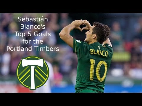 Top 5 Goals - Sebastián Blanco - Portland Timbers