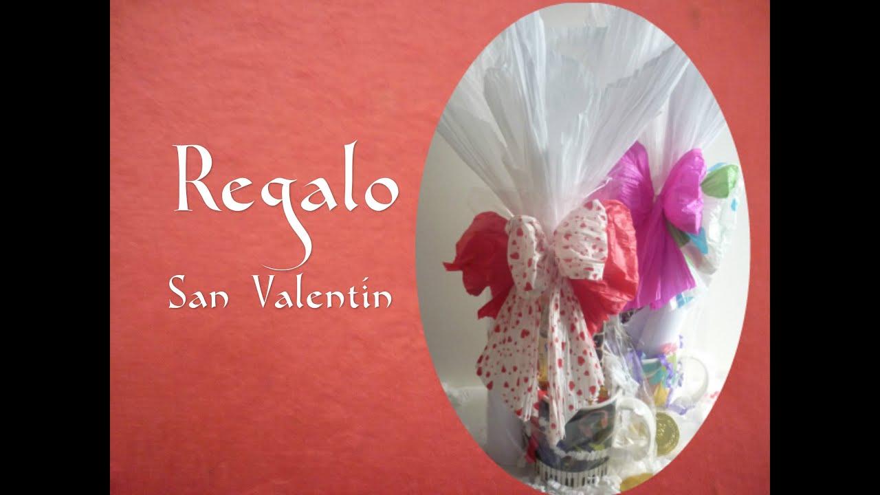Manualidades empaque para regalo en papel seda y celof n - Envolver regalos con papel de seda ...