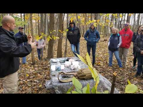 Our Intro to Outdoor Survival Course!