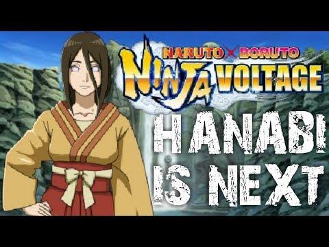 HANABI HYUGA IS NEXT!? | Naruto X Boruto Ninja Voltage