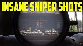 Escape From Tarkov - Insane Sniper Shots