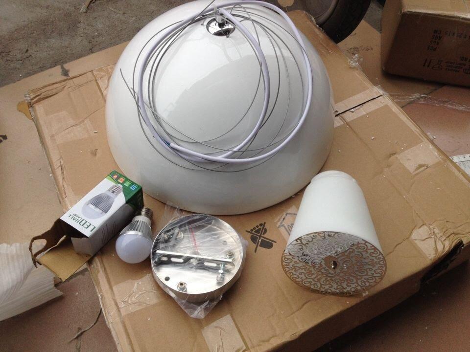 LED Flos Skygarden Pendant Light Lamps Lighting Fixtures Dining Room  Pendant Light