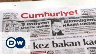 تضييق الخناق على وسائل الاعلام التركية | الأخبار