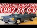 PASTORE Chevrolet Caravan 1982 aro 14 MT4 RWD 2.5 88 cv 16,7 mkgf 169 kmh 0-100 kmh 13 s