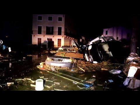 Испанскую Майорку накрыло мощное наводнение: есть погибшие